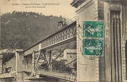 -depts Div.-ref-AE780- Haute Garonne - Alès - Alais - Tamaris Les Forges - Train Charbonnier - Trains - Mine - Mines - - Alès