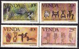 VENDA - Histoire De L'écriture 1984 A - Venda