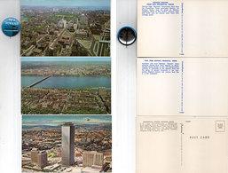 Prudential Center, Boston, Mass. - I'm A Skywalquer - 3 CP (110621) - Postcards