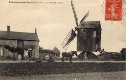 DPT 28 FONTENAY SUR CONIE Le Moulin à Vent - Altri Comuni
