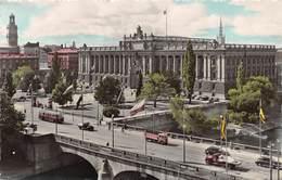 Stockolm Riksdagshuset - Suède
