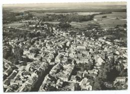 CPSM RAMBERVILLERS, VUE PANORAMIQUE AERIENNE, VOSGES 88 - Rambervillers