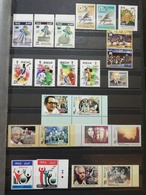 Iraq 2018 MNH Full Year Set With All Stamps And SS - Iraq