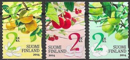 Finlande  - Y&T N° 2269 / 2271 - Oblitérés - Lot 168 - Finlande