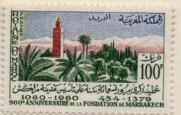 1960 - MAROCCO - MAROC - Yv:  Nr. 404 - NH - (UP121.17) - Morocco (1956-...)