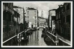 Venezia - Rio S. Vio - Fotografica - Non Viaggiata - Rif.  02249 - Venezia