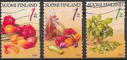 Finlande  - Y&T N° 2385 / 2387 - Oblitérés - Lot 169 - Finlande