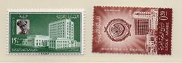 1960 - MAROCCO - MAROC - Yv:  Nr. 410+434 - NH - (UP121.17) - Marocco (1956-...)