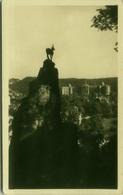 CZECH REPUBLIC - KARLOVY VARY - JELENI SKOK - RPPC POSTCARD - 1930s (BG1809) - Tchéquie