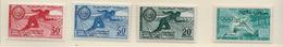 1961 - MAROCCO - MAROC - Yv:  Nr. 421/423+500 - NH - (UP121.17) - Marocco (1956-...)