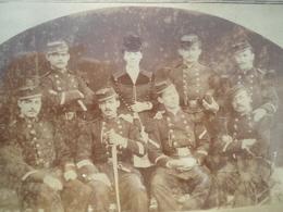 Photo Vivandière Cantinière 76éme Régiment De Ligne 1870 NIII - Militaria