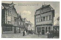 Bruxelles, Exposition Internationale 1910 - Expositions Universelles
