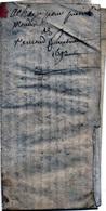 Parchemin 1692 Acte Notaire En Agenais - Manuscrits