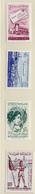 1961 - MAROCCO - MAROC - Yv:  Nr. 424/426+445 - NH - (UP121.17) - Morocco (1956-...)