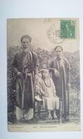 Famille Annamite. - Viêt-Nam