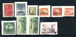 1950-51 China Cina Nord-Est, Nord, Pa, Lotto * - Cina Del Nord-Est 1946-48