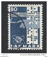 Dänemark 1965, Mi.-Nr.  431 X, Gestempelt - Dänemark