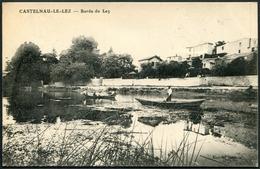 Castelnau-le-Lez - Bords Du Lez - Voir 2 Scans - Castelnau Le Lez