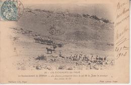 LES EVENEMENTS DU FIGUIG - 3 Cartes - ZENEGA Bombardement / BENI OUNIF Train / DUVEYRIER Légionnaires PRIX FIXE - Algérie