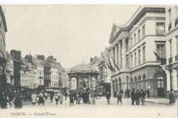 Namur - 9 -  Grand Place - Th. Van Den Heuvel Editeur Bruxelles - Namur