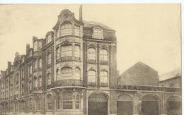 Dinant - Hôtel Des Ardennes - Autobus A La Gare Et Aux Bateaux Ed. A. Montmorency - Dinant