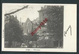Liège. Les Thermes. DVD N°8384. Voyagée En 1901. - Liege