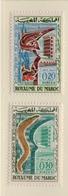 1962 - MAROCCO - MAROC - Yv:  Nr. 448/449 - NH - (UP121.18) - Marocco (1956-...)