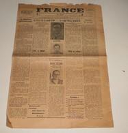 France Du 31 Décembre 1944.(Brive-Stalag IIA) - Revues & Journaux