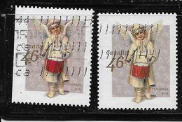 CANADA, 1999. USED  # 1815-15as,  CHRISTMAS    VICTORIAN ANGEL   With DRUM   USED - 1952-.... Règne D'Elizabeth II