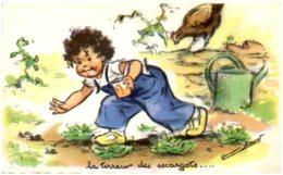 Germaine BOURET - La Terreur Des Escargots - Bouret, Germaine