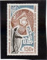 M20 - TAAF - PA 37 ** (MNH),de 1974 - Centenaire De L' Union Postale Universelle. - Neufs