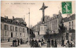 35 RENNES - Croix De La Mission - Rennes