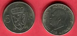 5 Krone (KM 412) TTB 2 - Norvège