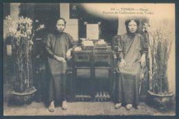 Viet Nam Tonkin HANOI Femmes De Cochinchine Et Du Tonkin - Viêt-Nam