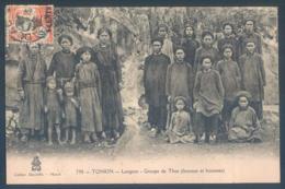 Viet Nam Tonkin LANGSON Groupe De Thos - Viêt-Nam