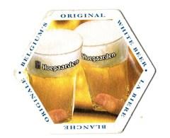 Belgique Hoegaarden Bière Blanche Sous Bock état Moyen - Beer Mats