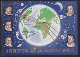 Jordan, Spaceman, 1964 Block - Space