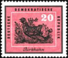 DDR - Birds -1959 - Norvège