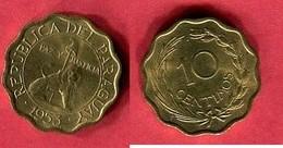 10 CENTIMOS   (KM 25;) TTB  2 - Paraguay