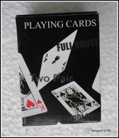 Petit Jeu De 54 Cartes 5,5 X 4 Cm - Cartes à Jouer Classiques