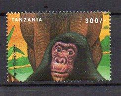 TANZANIA. WILD FAUNA. MNH (2R1310) - Timbres