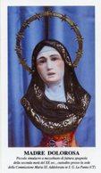 San Giovanni La Punta CT - Santino MADRE DOLOROSA - PERFETTO P85 - Religione & Esoterismo