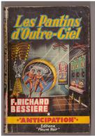 Fleuve Noir Anticipation N° 162. Les Pantins D'outre-ciel. Richard Bessières. - Fleuve Noir