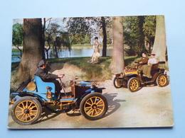RENAULT 1902 - DE DION 1903 ( Yvon ) Anno 1965 ( Zie/voir Photo ) ! - Cartes Postales