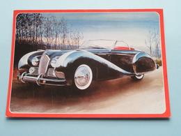 TALBOT T26 , SAOUTCHIK 1939 Par Yves Dubernard ( Série N° 5491 - 5/4 MD ) Anno 1986 ( Zie/voir Photo ) ! - Cartes Postales