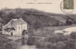 SEMELAY - Le Moulin De Montécot - France