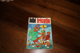 BIBI FRICOTIN Contre YA 1977 - Bibi Fricotin