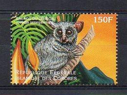 COMORES. WILD FAUNA. MNH (2R1324) - Singes
