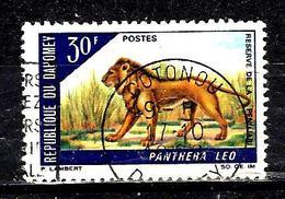 DAHOMEY 267° 30f Animaux Lion. (10% De La Cote + 015) - Benin - Dahomey (1960-...)