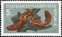 DDR - Forrest Animals-1959 - Norvège